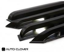 Дефлекторы окон Kia Picanto 2011- 5dr Auto Clover