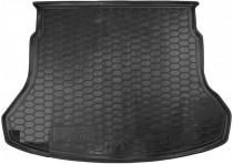 Полиуретановый коврик багажника Hyundai Accent 2017- Avto Gumm
