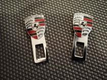 Заглушки ремней безопасности Porsche