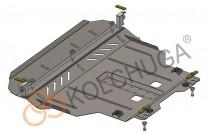 Защита двигателя Chery Tiggo 2
