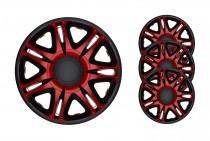 Колпаки Nascar Red&Black R13 J-TEC (Jacky Auto Sport)