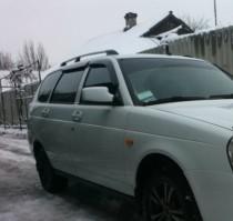 Дефлекторы окон ВАЗ Priora универсал ANV air