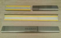NataNiko Накладки на пороги VW PASSAT B7 USA