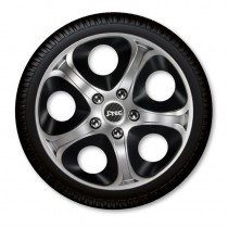 Колпаки Enfiniti Silver&Black R14 J-TEC (Jacky Auto Sport)