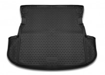 Коврик в багажник Mitsubishi Outlander 2012- без органайзера Novline
