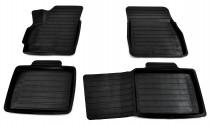 AvtoDriver Глубокие резиновые коврики Toyota Rav4 2000-2006/Chery Tiggo 2005-2011