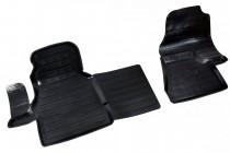 AvtoDriver Глубокие резиновые коврики Mercedes Sprinter/VW LT 1995-2006