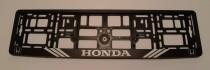 Carmotion Рамка под номерные знаки Honda