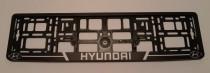 Carmotion Рамка под номерные знаки Hyundai