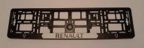 Carmotion Рамка под номерные знаки Renault