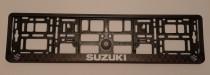 Carmotion Рамка под номерные знаки Suzuki