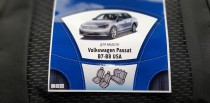 Авточехлы LUX VW Passat B7/B8 USA Prestige