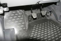 Novline Глубокие коврики в салон Lada Priora/2110-11-12