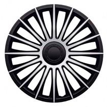 J-TEC (Jacky Auto Sport) Колпаки Austin Silver&Black R13