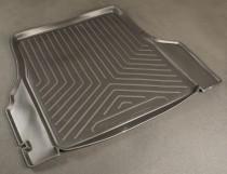 Коврик в багажник VW Jetta 1984-1992 резино-пластиковый Nor-Plast