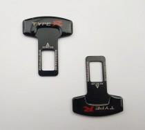 Заглушки ремней безопасности универсальные Type R