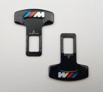 Заглушки ремней безопасности универсальные M пакет