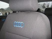 Оригинальные чехлы Audi A4 (B6) 2000-2004 sport EMC