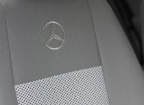 Оригинальные чехлы Mercedes Vito 7 мест 2003- EMC