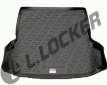 Коврик в багажник Chevrolet Cruze universal 2013- полимерный L.Locker