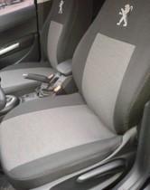 Оригинальные чехлы Peugeot 407 2004-2011 (полная комплектация) EMC