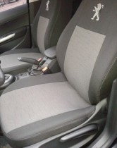 Оригинальные чехлы Peugeot Partner (6 мест) 2008- EMC