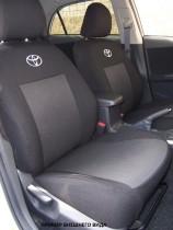 Оригинальные чехлы Toyota Aygo HB 3D 2014- EMC