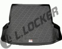 Коврик в багажник Chevrolet Cruze universal 2013-  полиуретановый L.Locker