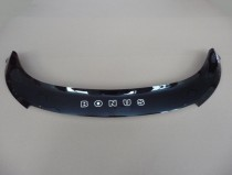 VT52 Дефлектор капота Chery Bonus 3  (E3)(A19)  2013-