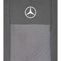 Авточехлы Mercedes-Benz Sprinter 2006- 1+1 Prestige