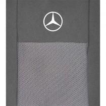 Авточехлы Mercedes-Benz Sprinter 2006- 1+2 Prestige