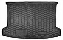 Полиуретановый коврик багажника Kia Rio 2018- хетчбэк  Avto Gumm