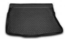 Novline Коврик в багажник KIA Cee'd (хэтчбек) 2013-2018
