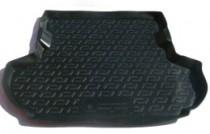 Коврик в багажник Citroen C-Crosser 2007- полимерный L.Locker