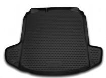 Novline Коврик в багажник Skoda Rapid 2013-