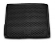 Коврик в багажник VW Touareg 2014-2018 (2-х зонный климат-контроль) Novline