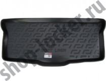 Коврик в багажник Citroen C1 полимерный L.Locker