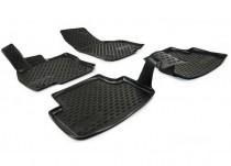 Novline Глубокие 3D коврики в салон SKODA Octavia A7 2013-