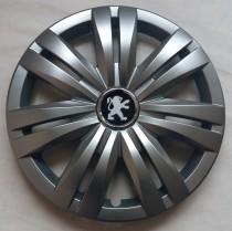 SKS с логотипом Колпаки R17 (модель 501) Peugeot