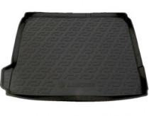 Коврик в багажник Citroen C4 2011- полимерный L.Locker