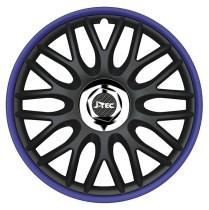 J-TEC (Jacky Auto Sport) Колпаки R14 Orden Blue R