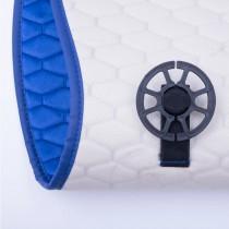 Elegant Универсальные накидки на сидения Palermo синие