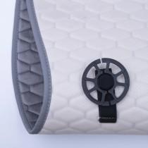 Elegant Универсальные накидки на сидения Palermo серые