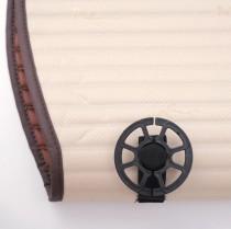 Elegant Универсальные накидки на сидения NAPOLI темно-коричневые