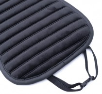 Elegant Универсальные накидки на сидения NAPOLI черный передние
