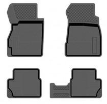 Глубокие резиновые коврики Mazda 2 2008-2014 Rezkon
