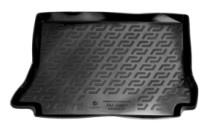Коврик в багажник Lanos/Sens hatchback полимерный L.Locker