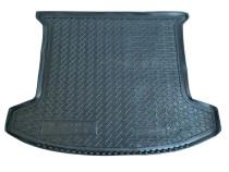 Полиуретановый коврик багажника Jetour X70 (7 мест) Avto Gumm