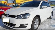VW Golf VII 3d 2012-