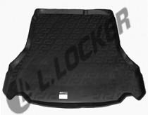 Коврик в багажник Lanos/Sens sedan полимерный L.Locker